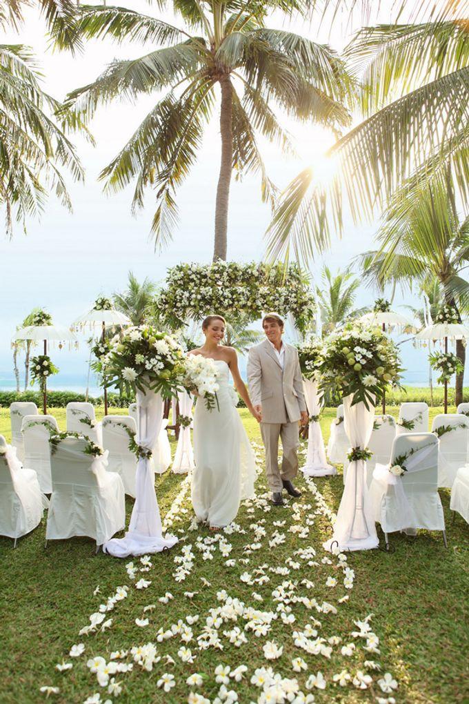 Wedding at Bali Mandira by Bali Mandira Beach Resort & Spa - 008