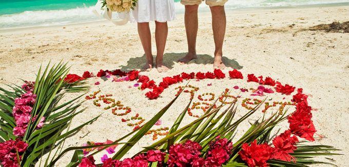 Bali Mandira Wedding by Bali Mandira Beach Resort & Spa - 019