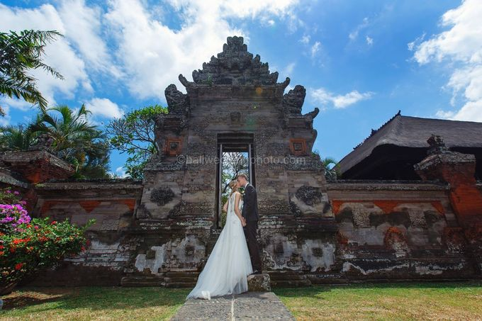Full Day Pre Wedding of Maria and Sebastian by D'studio Photography Bali - 008