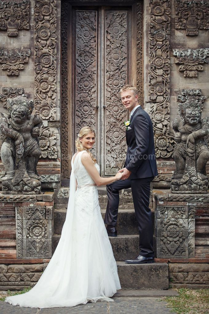 Full Day Pre Wedding of Maria and Sebastian by D'studio Photography Bali - 010