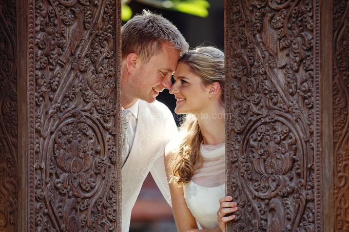Full Day Pre Wedding of Maria and Sebastian by D'studio Photography Bali - 012
