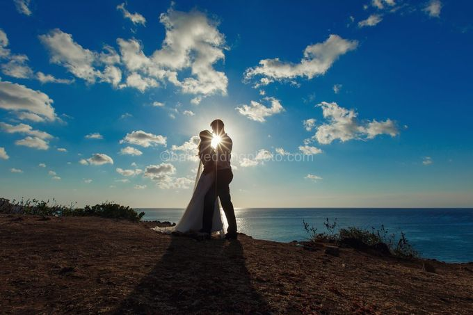 Full Day Pre Wedding of Maria and Sebastian by D'studio Photography Bali - 025