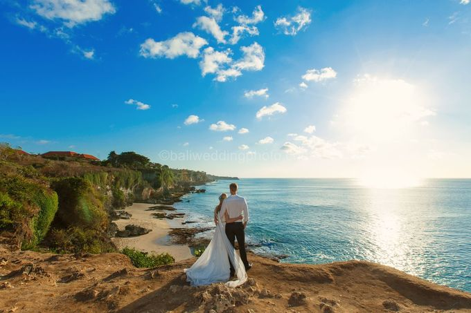 Full Day Pre Wedding of Maria and Sebastian by D'studio Photography Bali - 026