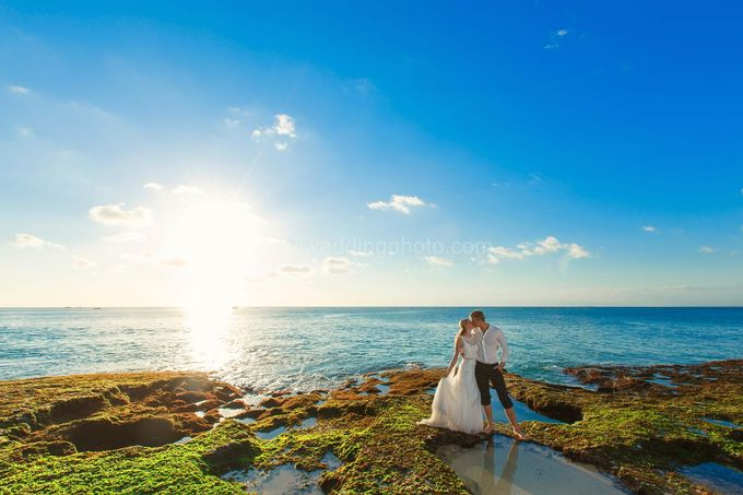 Full Day Pre Wedding of Maria and Sebastian by D'studio Photography Bali - 027