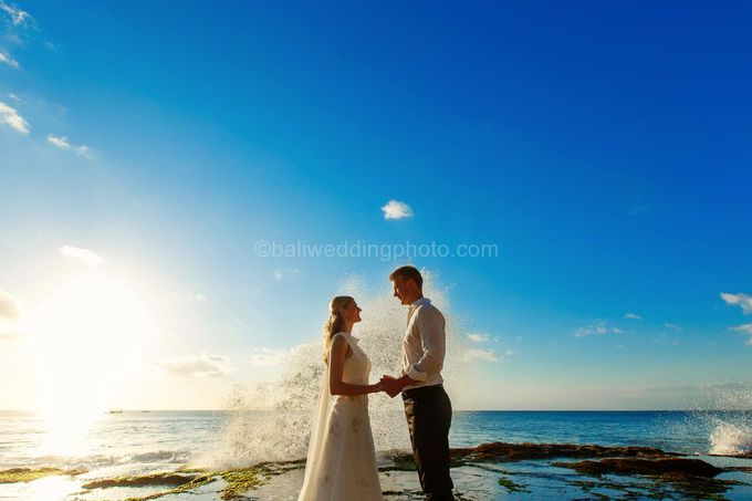 Full Day Pre Wedding of Maria and Sebastian by D'studio Photography Bali - 028