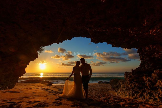 Full Day Pre Wedding of Maria and Sebastian by D'studio Photography Bali - 033