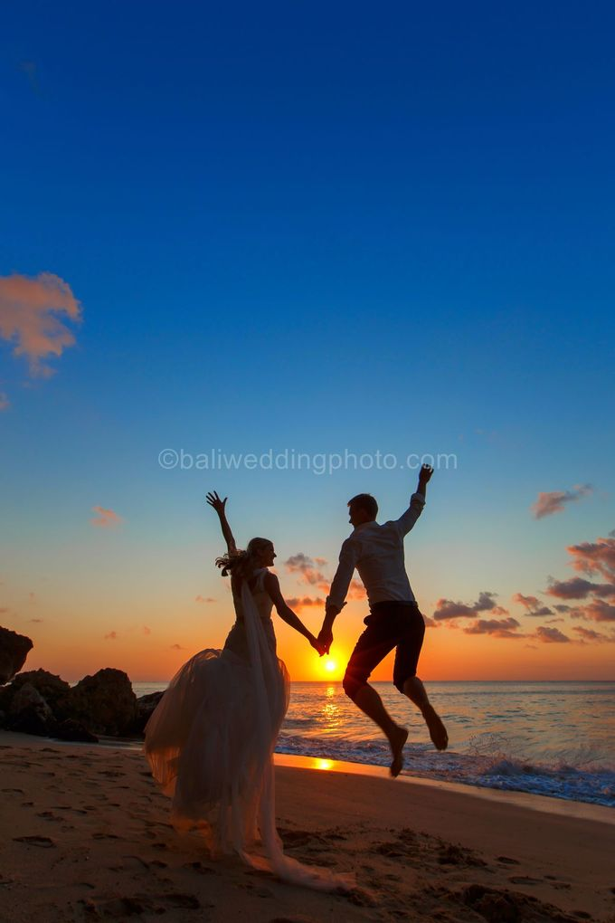 Full Day Pre Wedding of Maria and Sebastian by D'studio Photography Bali - 036
