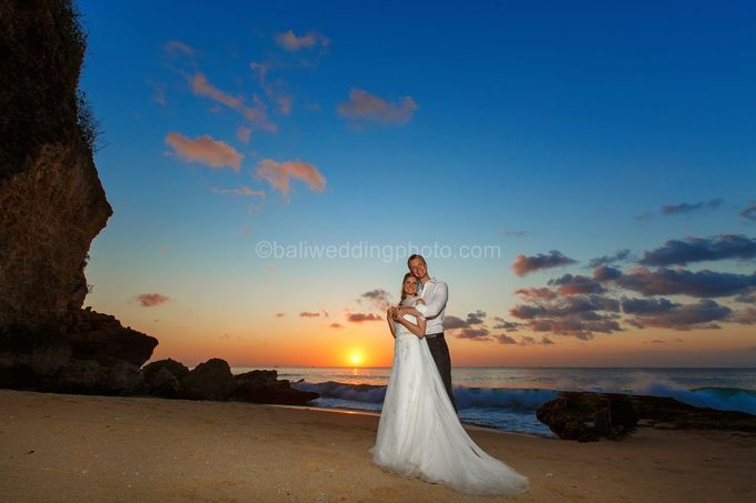 Full Day Pre Wedding of Maria and Sebastian by D'studio Photography Bali - 037
