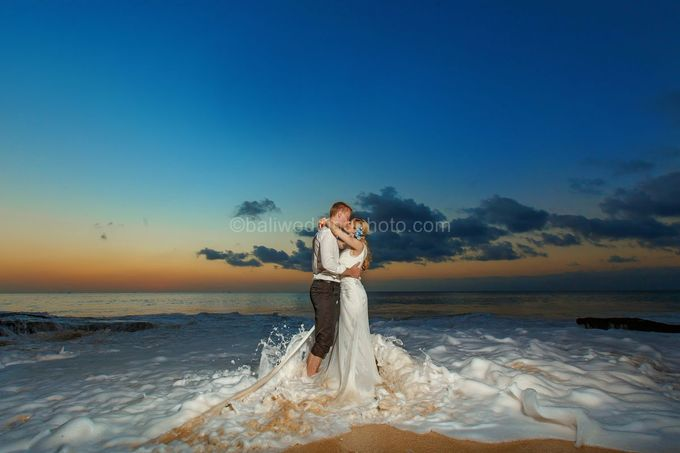 Full Day Pre Wedding of Maria and Sebastian by D'studio Photography Bali - 040