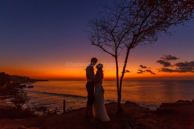 Full Day Pre Wedding of Maria and Sebastian by D'studio Photography Bali - 041