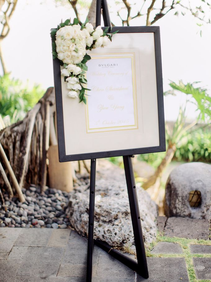 Bvlgari Resort, Bali Wedding by Stepan Vrzala - 013