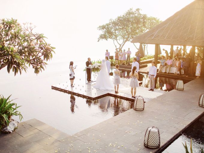 Bvlgari Resort, Bali Wedding by Stepan Vrzala - 017