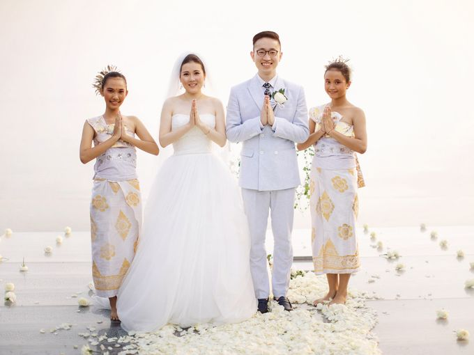 Bvlgari Resort, Bali Wedding by Stepan Vrzala - 024