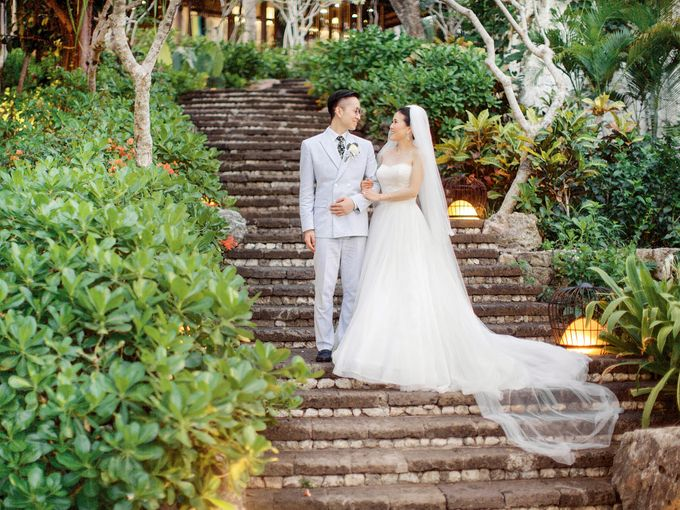 Bvlgari Resort, Bali Wedding by Stepan Vrzala - 040