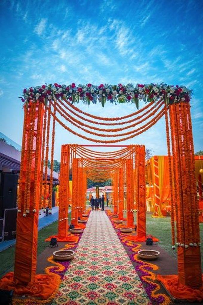 Weddings by Roti Daal - Vegan & Vegetarian Indian Food - 001