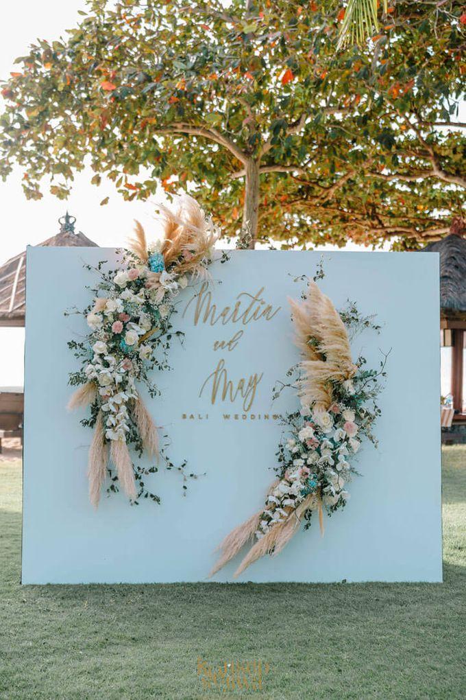 May & Martin Wedding at Intercontinental Bali by Nagisa Bali - 011