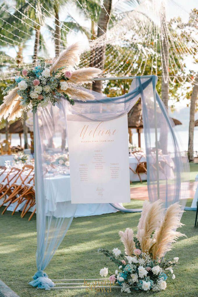 May & Martin Wedding at Intercontinental Bali by Nagisa Bali - 012