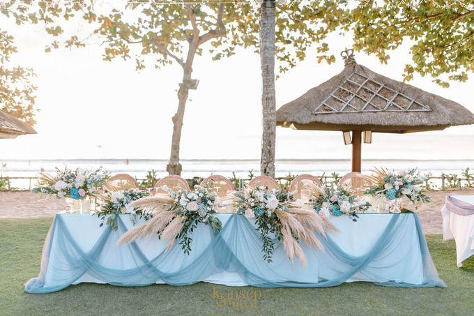 May & Martin Wedding at Intercontinental Bali by Nagisa Bali - 013