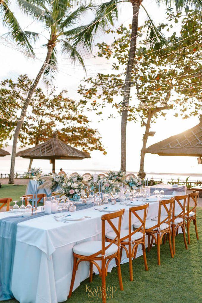 May & Martin Wedding at Intercontinental Bali by Nagisa Bali - 015
