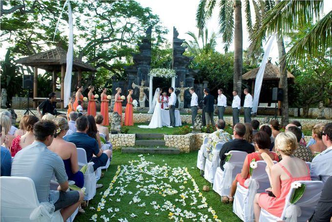Wedding at Bali Mandira by Bali Mandira Beach Resort & Spa - 007