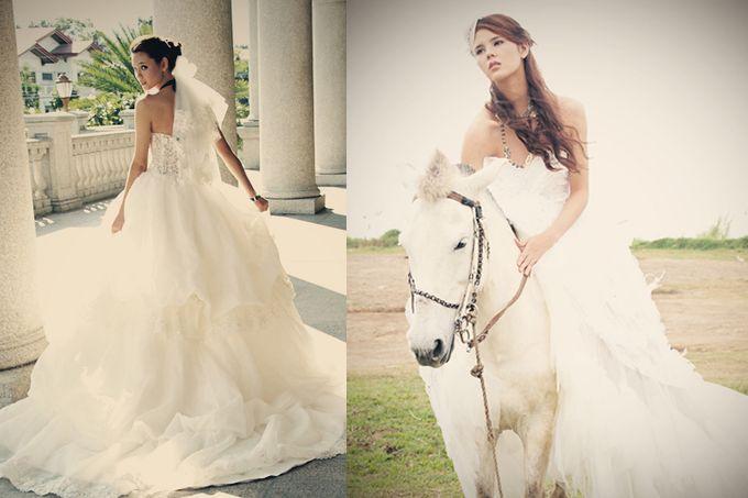 Western Wedding Makeup by Cindy Lin Make Up Artist - 015