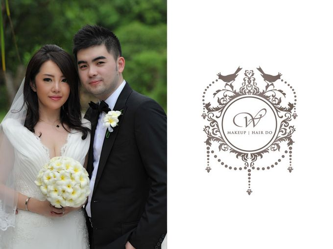 Bridal Makeup for Rong and Elin by Wei Makeup Artist - 003