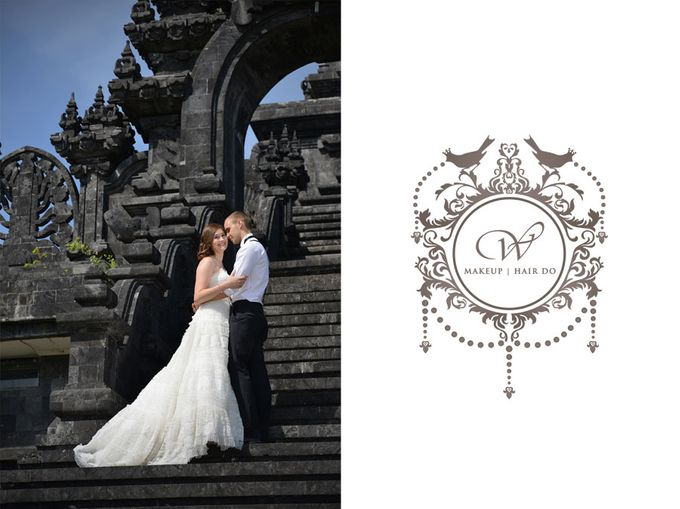 Post Wedding Wenera and Andy by Wei Makeup Artist - 001