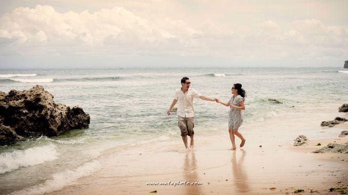 Thomas & Jasmine by Mata Photography - 002