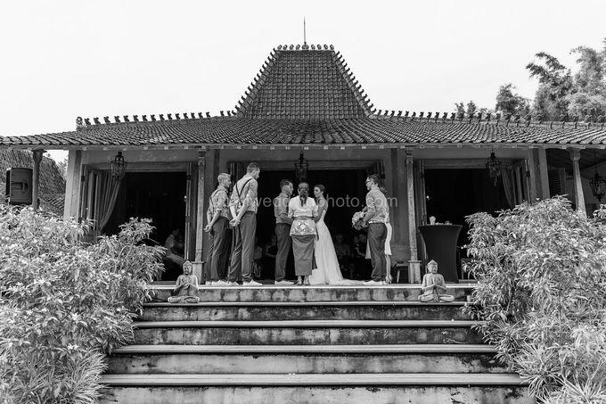 Wedding Photo of Ash and Bambi at Private Villa in Jimbaran by D'studio Photography Bali - 013