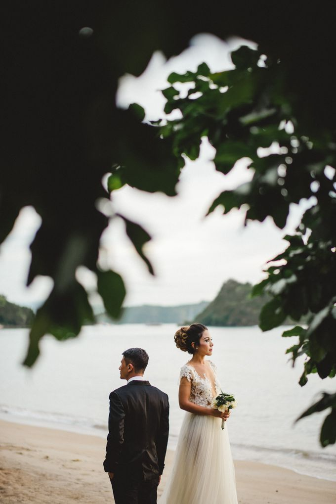 Beach Wedding at Plataran Komodo Resort and Spa by Plataran Indonesia - 002