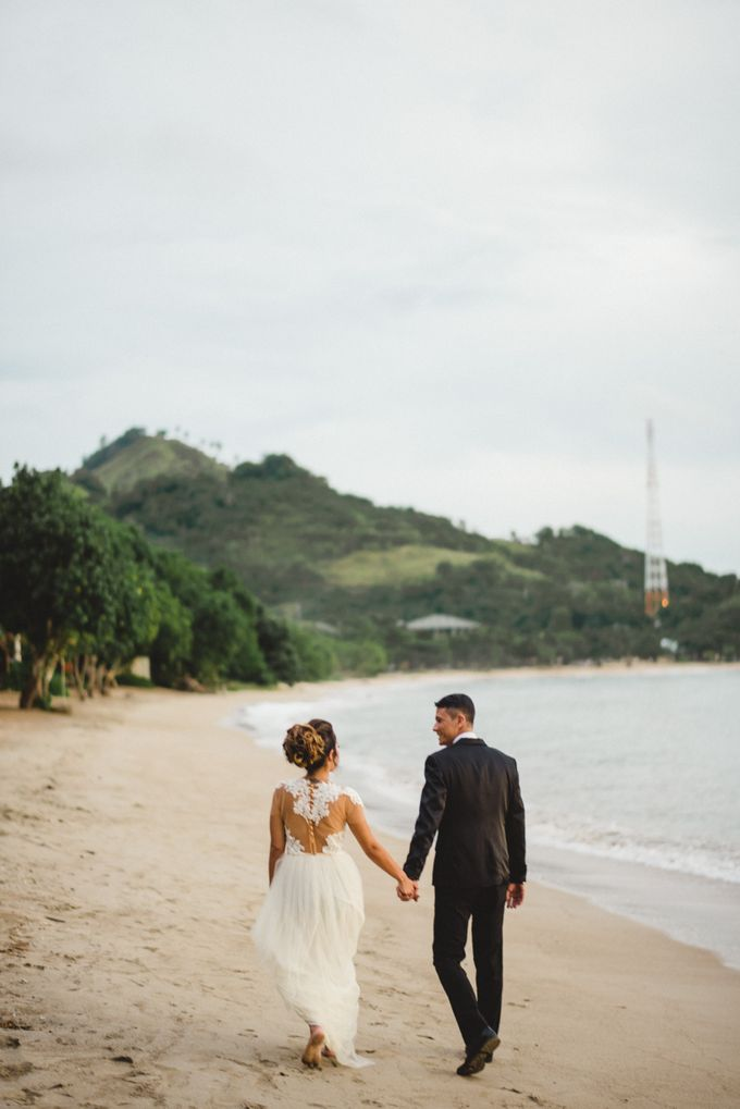 Beach Wedding at Plataran Komodo Resort and Spa by Plataran Indonesia - 005