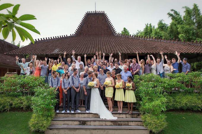 Wedding Photo of Ash and Bambi at Private Villa in Jimbaran by D'studio Photography Bali - 026