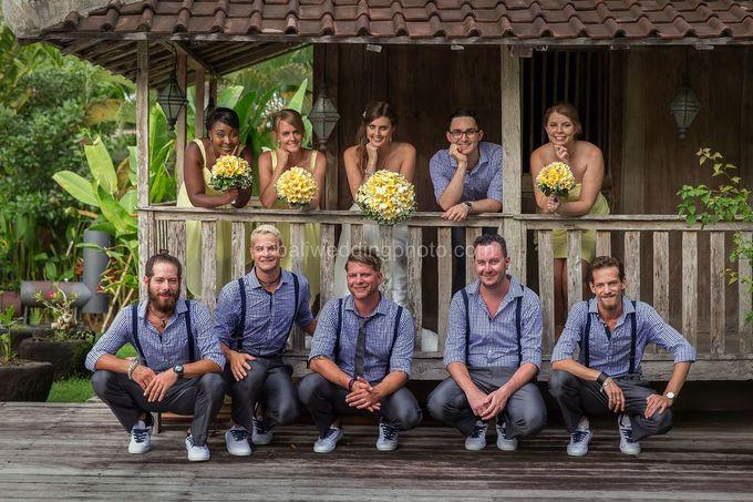 Wedding Photo of Ash and Bambi at Private Villa in Jimbaran by D'studio Photography Bali - 027