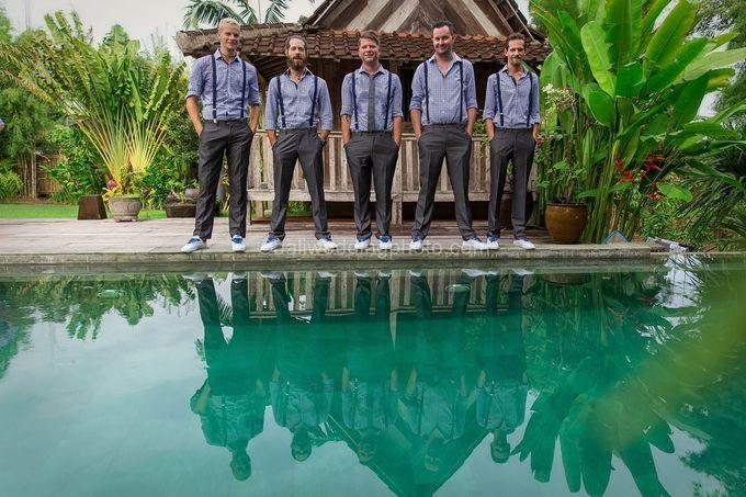 Wedding Photo of Ash and Bambi at Private Villa in Jimbaran by D'studio Photography Bali - 029