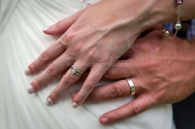 Wedding Photo of Ash and Bambi at Private Villa in Jimbaran by D'studio Photography Bali - 036