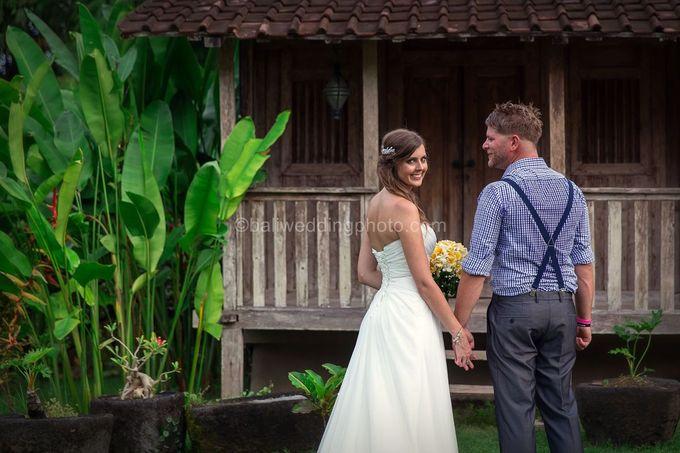 Wedding Photo of Ash and Bambi at Private Villa in Jimbaran by D'studio Photography Bali - 042