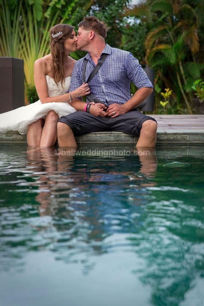 Wedding Photo of Ash and Bambi at Private Villa in Jimbaran by D'studio Photography Bali - 044