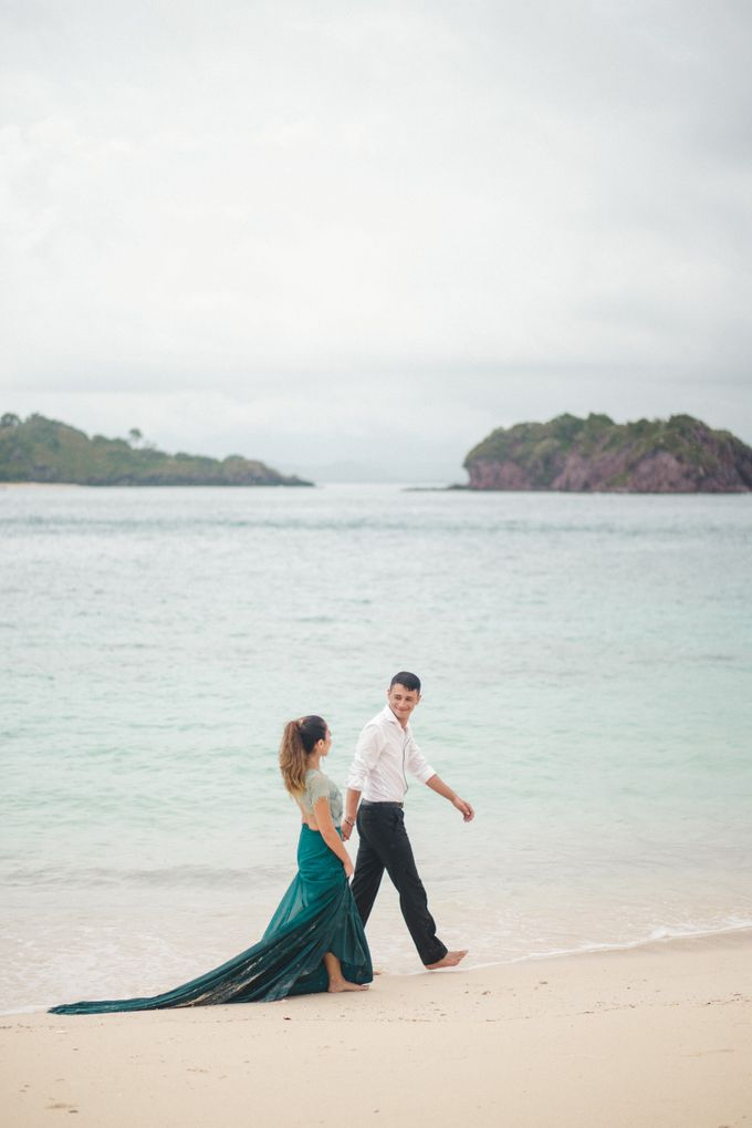 Beach Wedding at Plataran Komodo Resort and Spa by Plataran Indonesia - 020