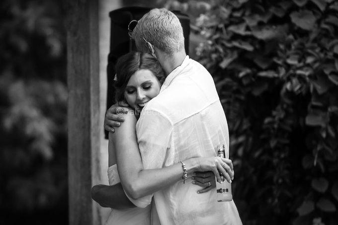 Wedding Photo of Ash and Bambi at Private Villa in Jimbaran by D'studio Photography Bali - 047