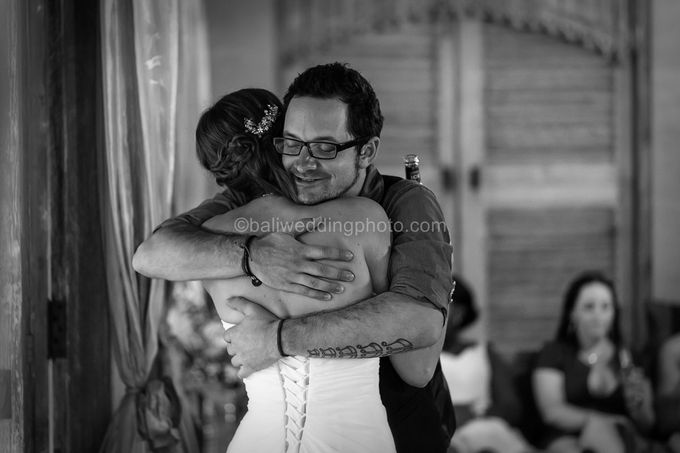 Wedding Photo of Ash and Bambi at Private Villa in Jimbaran by D'studio Photography Bali - 048