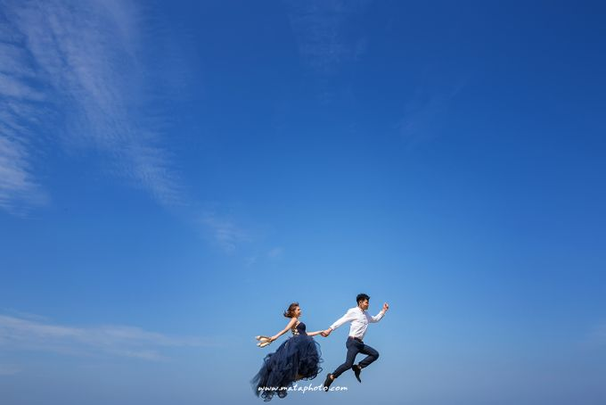 OJ & Shanika by Mata Photography - 001