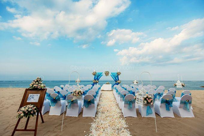 Bali Wedding Photography of Tori and Mark Wedding Day by D'studio Photography Bali - 020