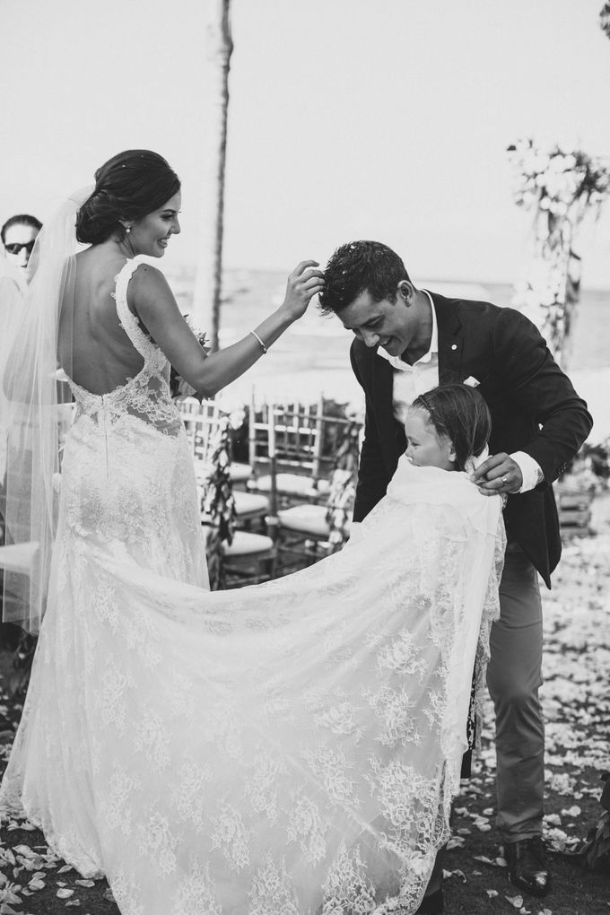 Bali Dream Wedding by Maxtu Photography - 015