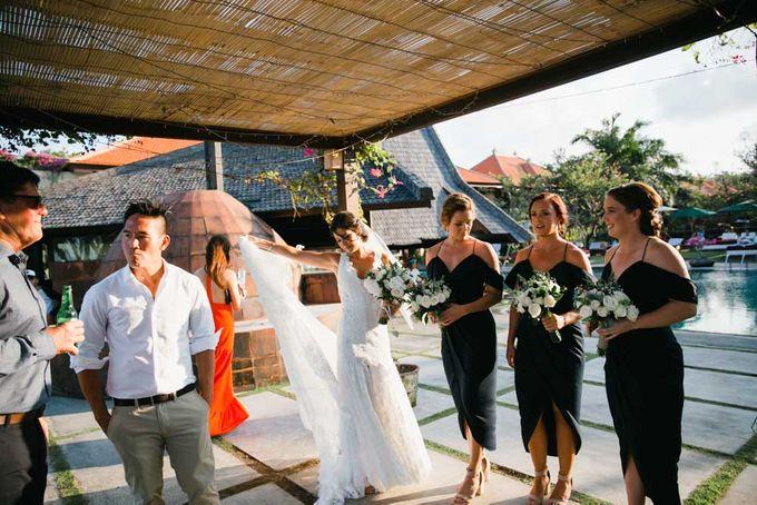 Bali Dream Wedding by Maxtu Photography - 017