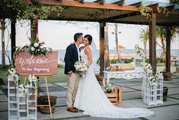 Bali Dream Wedding by Maxtu Photography - 018