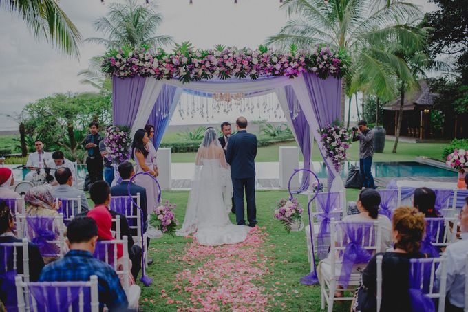 Wedding Dian & Alessandro by Bali Red Photography - 010