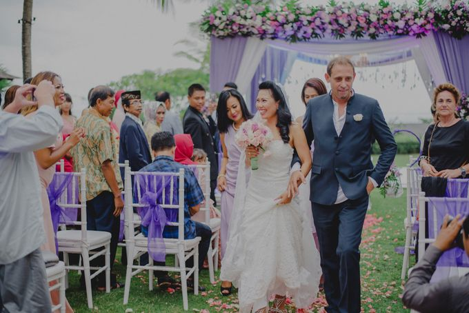 Wedding Dian & Alessandro by Bali Red Photography - 021