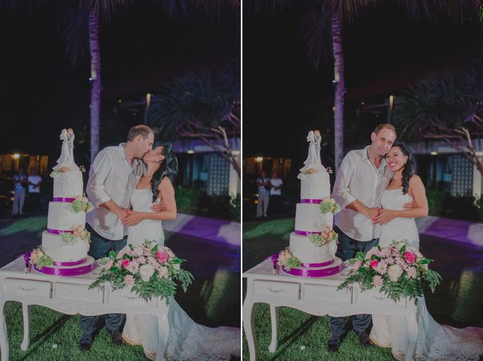 Wedding Dian & Alessandro by Bali Red Photography - 035