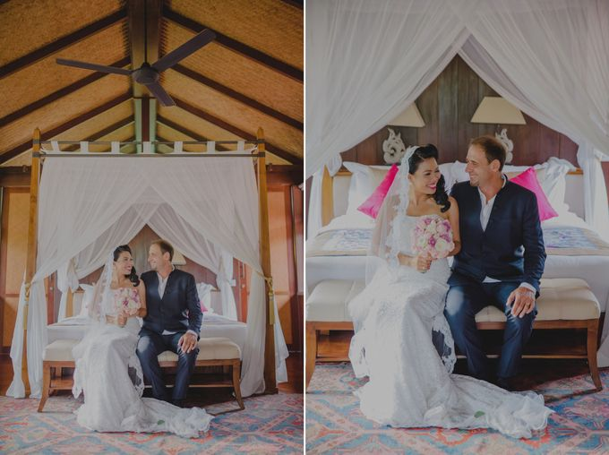 Wedding Dian & Alessandro by Bali Red Photography - 006