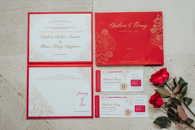 Royal Santrian Nusa Dua - Wedding Andrew & Renny by Eurasia Wedding - 002
